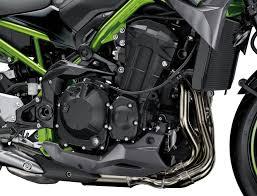 Kawasaki Z900 2020 - Aesthetic Renovation and Electronic Revolution